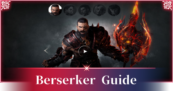 A3: STILL ALIVE | Berserker Guide - Best Builds & Skills - GameWith