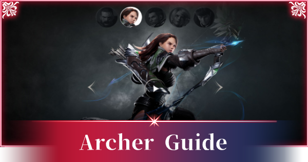 A3: STILL ALIVE | Archer Guide - Best Builds & Skills - GameWith
