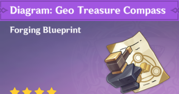 Geo Treasure Compass - How To Get & How To Use | Genshin Impact - GameWith