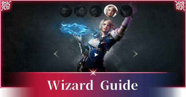 A3: STILL ALIVE | Wizard Guide - Best Builds & Skills - GameWith