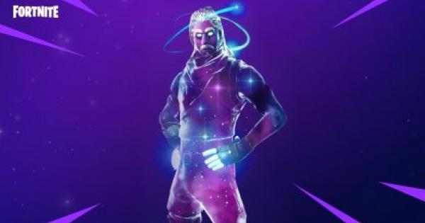 Fortnite | GALAXY Skin - Set & Styles - GameWith