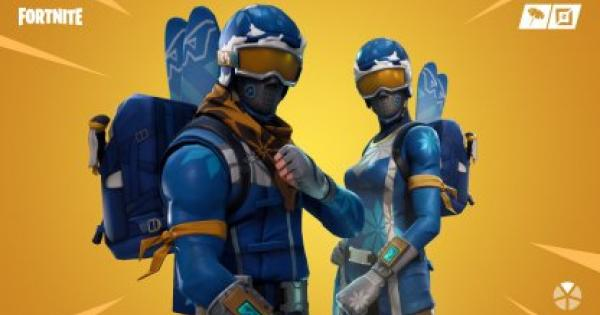 Fortnite | ALPINE ACE Skin - Set & Styles - GameWith