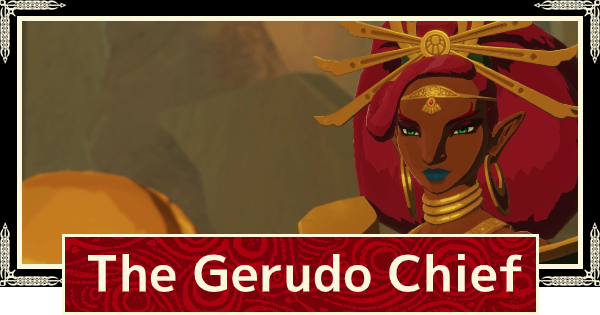 Urbosa, The Gerudo Chief - Chapter 2 Walkthrough Guide | Hyrule Warriors Age of Calamity - GameWith