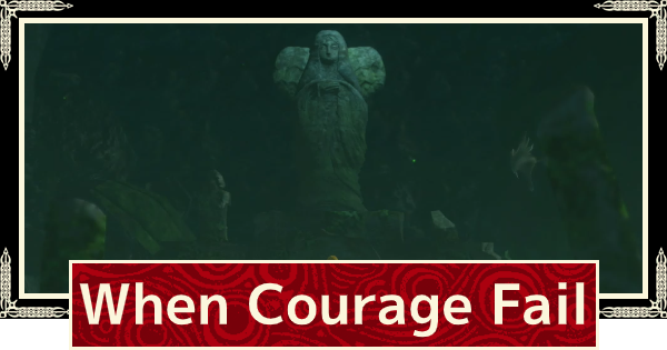 When Courage Fails - Chapter 4 Walkthrough Guide   Hyrule Warriors Age of Calamity - GameWith
