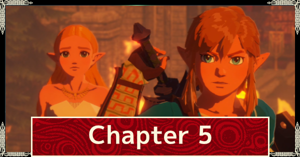 Chapter 5 Story Walkthrough Hyrule Warriors Age Of Calamity Gamewith