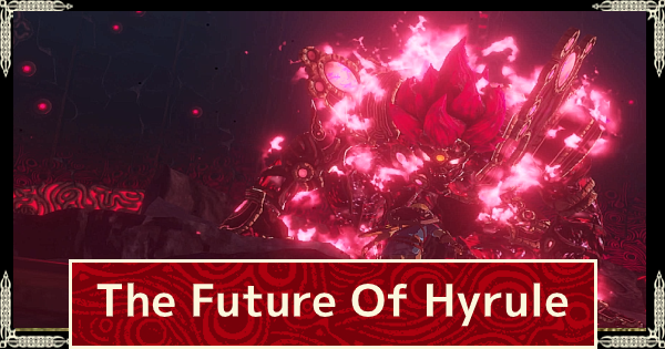 The Future Of Hyrule - Chapter 7 Walkthrough | Hyrule Warriors Age of Calamity - GameWith