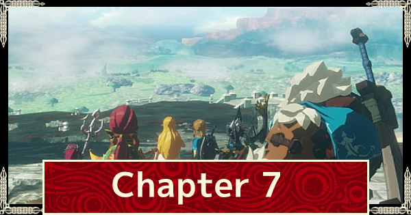 Chapter 7 Story Walkthrough | Hyrule Warriors Age of Calamity - GameWith