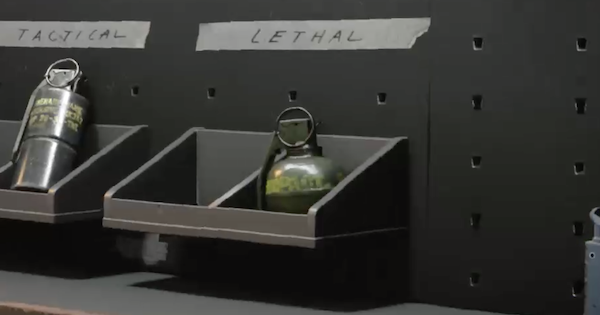 Frag Grenade - Lethal Guide