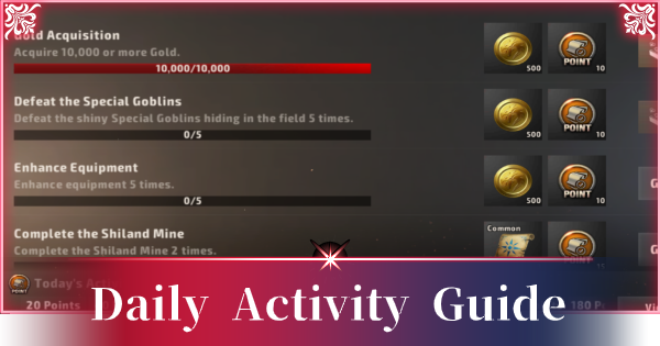 A3: STILL ALIVE | Today's Activity Guide - Rewards - GameWith