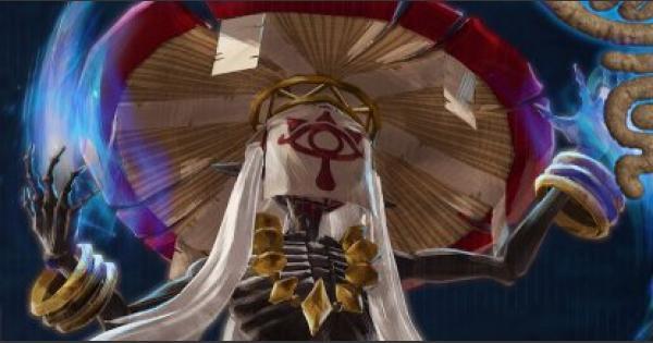 Monk Maz Koshia - How To Unlock & Moveset   Hyrule Warriors Age of Calamity - GameWith
