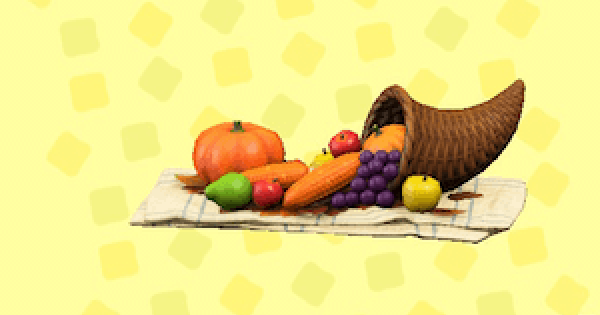 ACNH   Cornucopia - How To Get & Price   Animal Crossing - GameWith