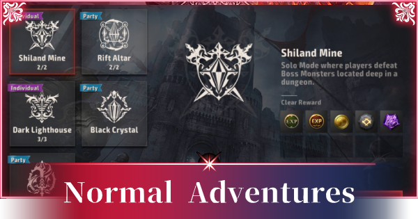 A3: STILL ALIVE | Normal Adventures List - How To Unlock - GameWith