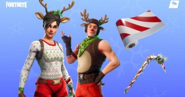 Fortnite | RED-NOSED RAIDER Skin - Set & Styles - GameWith