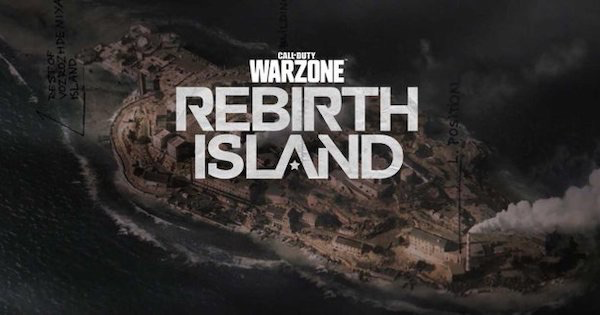 "Call of Duty: Cold War | Alcatraz ""Rebirth Island"" Coming To Warzone? 