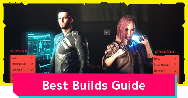 Cyberpunk 2077 | Best Character Build Guide & Ideas - GameWith