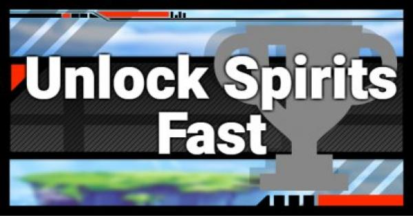 【Super Smash Bros Ultimate】How To Efficiently Get Spirits - Tips & Guide【SSBU】 - GameWith