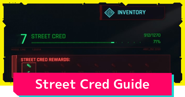 Cyberpunk 2077 | Street Cred - How To Earn - GameWith