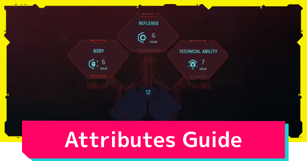 Cyberpunk 2077 | Best Starting Attributes & Attribute Points Guide - GameWith