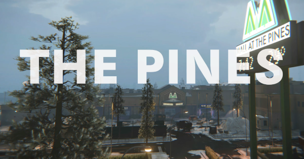 Call of Duty: Cold War | The Pines Mall - Map Guide | Black Ops Cold War - GameWith