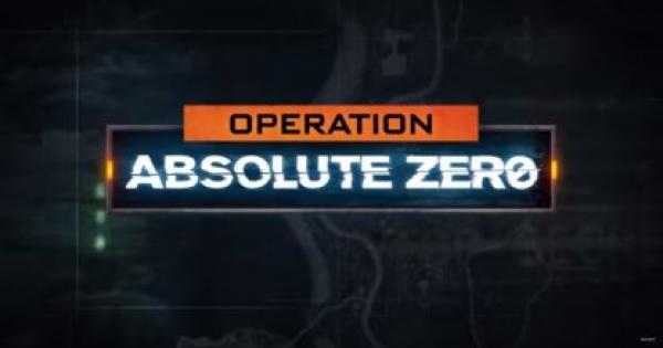 CoD: BO4 | Dec. 18 - Update Summary: Operation Absolute Zero | Call of Duty: Black Ops 4 - GameWith