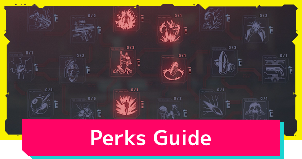Cyberpunk 2077 | All Perks List & How To Unlock - GameWith