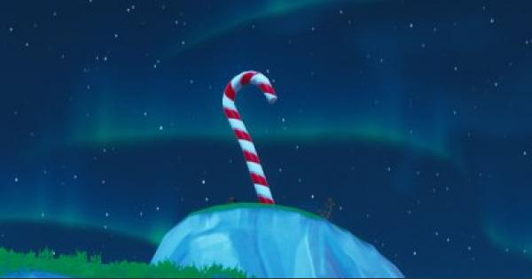 Fortnite | Visit Giant Candy Canes Challenge - 14 Days of Fortnite - GameWith