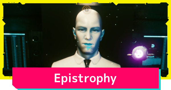 Cyberpunk 2077 | Epistrophy - Side Job Quest Guide & Rewards - GameWith