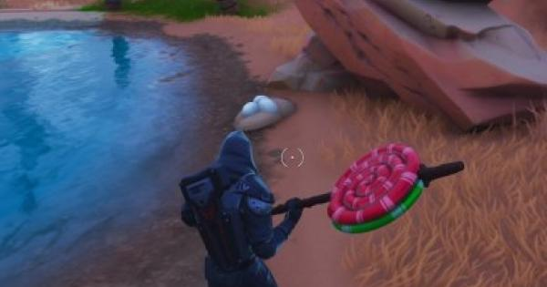 Fortnite | Search Waterside Goose Nests - 14 Days of Fortnite Challenge - GameWith