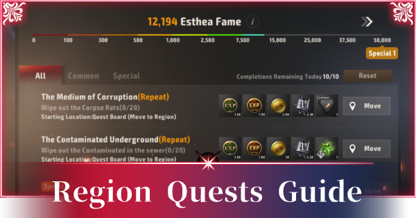 A3: STILL ALIVE | Region Quests Guide - GameWith