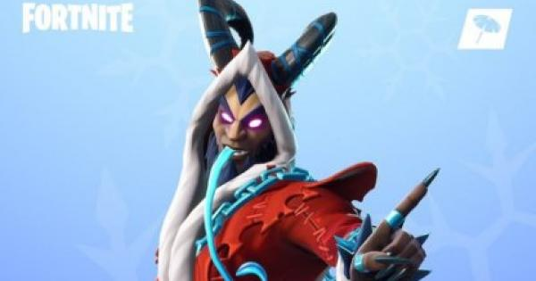 Fortnite | KRAMPUS Skin - Set & Styles