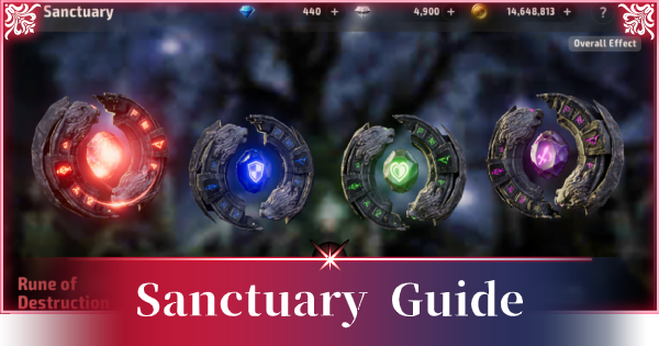 A3: STILL ALIVE | Sanctuary Guide - How To Upgrade Runes - GameWith