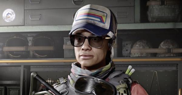 Zeyna Operator - Season 1 Skin Details