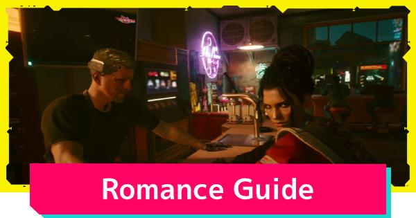 Cyberpunk 2077   Romance Options List - Male & Female - GameWith