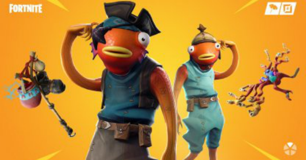 Fortnite fisch