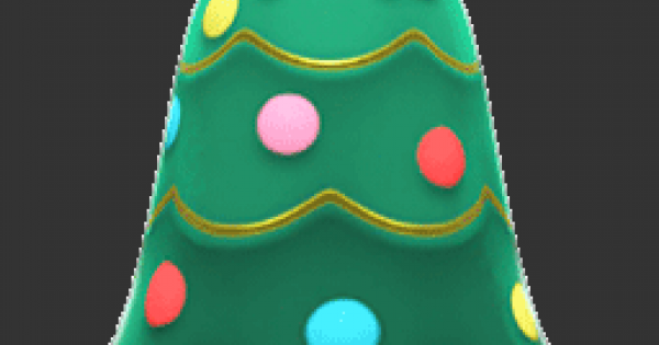 ACNH | Festive-tree Dress - How To Get & Color Variations | Animal Crossing - GameWith