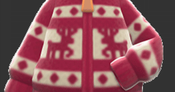 Reindeer Sweater - How To Get & Color Variations