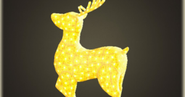 ACNH | Illuminated Reindeer - How To Get DIY Recipe & Required Materials | Animal Crossing - GameWith