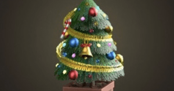 ACNH   Festive Tree - How To Get DIY Recipe & Required Materials   Animal Crossing - GameWith