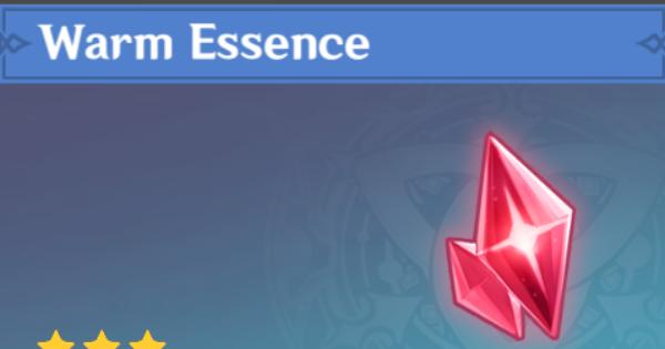 Warm Essence - Location & How To Farm | Genshin Impact - GameWith