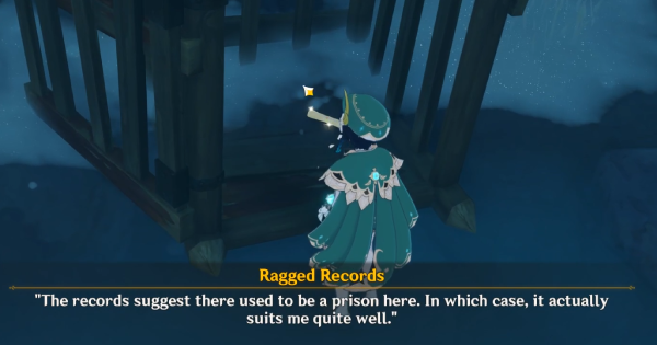 All Ragged Record - Location & Use | Genshin Impact - GameWith