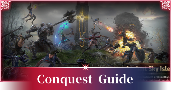 A3: STILL ALIVE | Conquest Guide - Map & Rewards  - GameWith