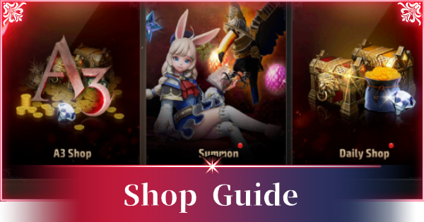 A3: STILL ALIVE | Shop Guide - Best Items To Buy - GameWith