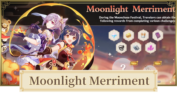 Moonlight Merriment (Moonchase Festival) Release Date & Rewards