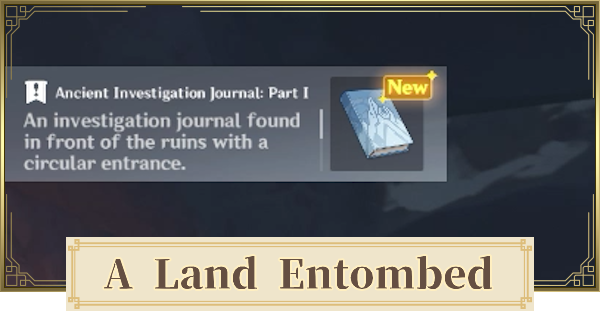 A Land Entombed - Seelie Location & Rewards | Genshin Impact - GameWith