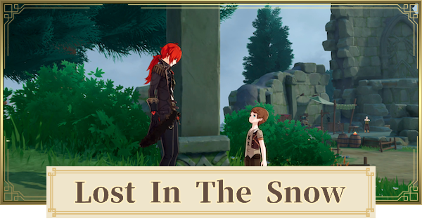 Lost In The Snow World Quest Walkthrough Guide | Genshin Impact - GameWith