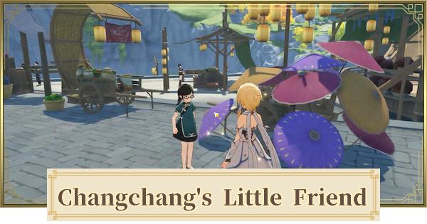 Changchang's Little Friend World Quest Walkthrough Guide | Genshin Impact - GameWith