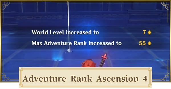 Adventure Rank Ascension 4 World Quest Walkthrough Guide | Genshin Impact - GameWith