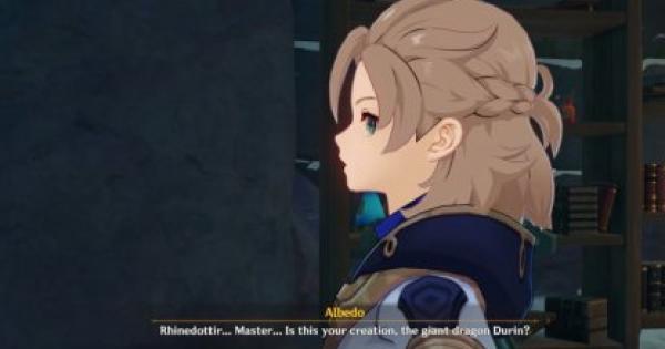 Rhinedottir - Will Rhinedottir Be Playable? | Genshin Impact - GameWith