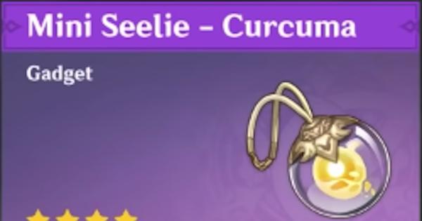 Mini Seelie - Curcuma - How To Get & Uses | Genshin Impact - GameWith