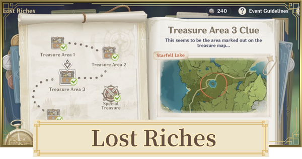 Lost Riches Event Guide 2.0   Special Treasure & Iron Coin Locations   Genshin Impact - GameWith
